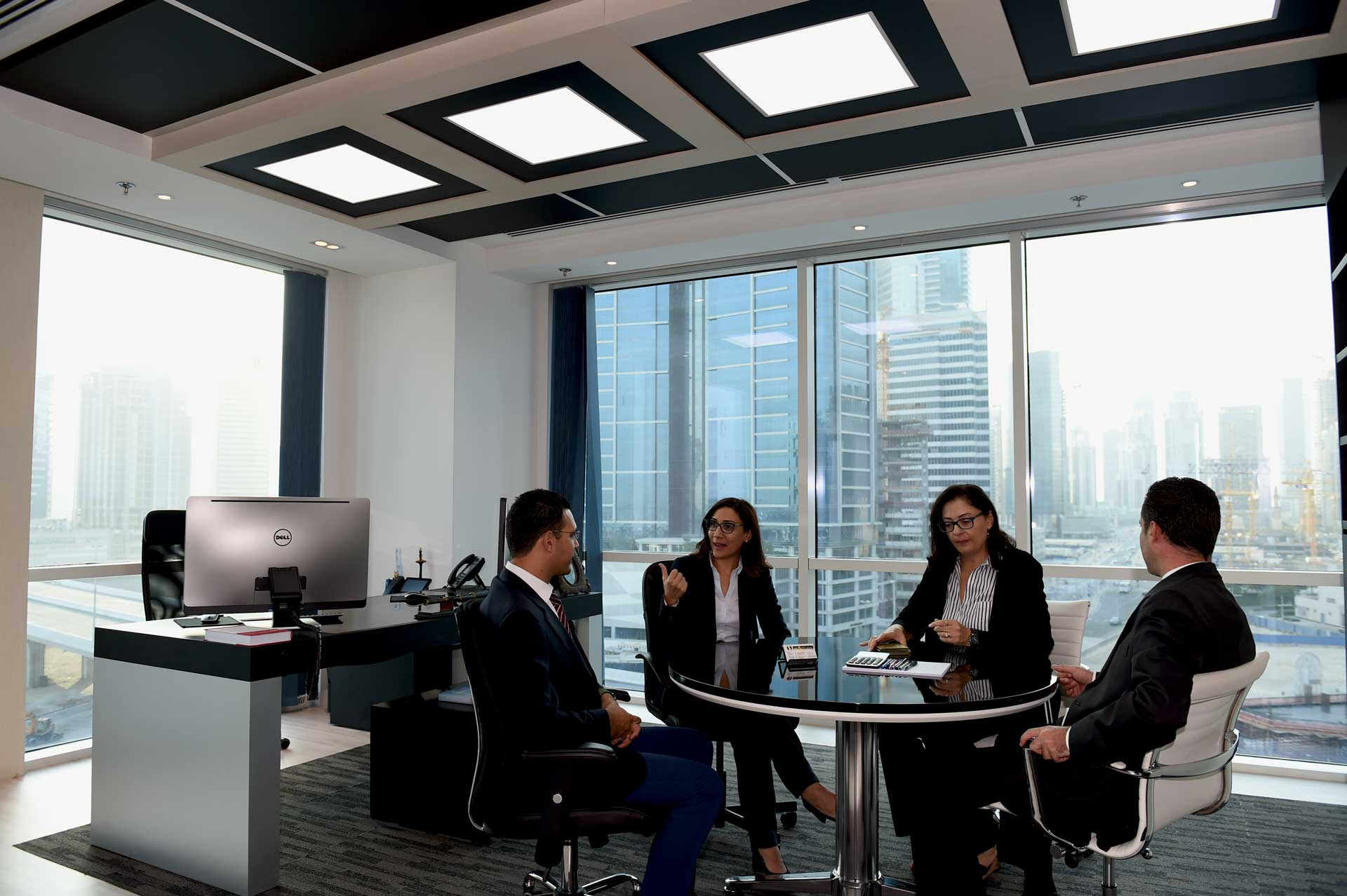Dubai Offshore Company Formation